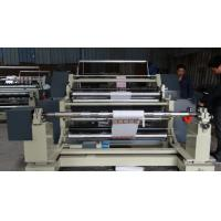 Full Automatic Vertical Slitting Rewinding Machine For Non Woven Fabric Manufactures