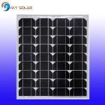 40W Monocrystalline Solar Panel Manufactures