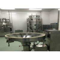Fluid Bed Pharma Material Handling / Lifting Machine For pharm Industry Manufactures