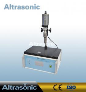 High Power 500 W Ultrasonic Homogenizer Ultrasonic Dispersion Equipment Manufactures