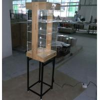 Free Standing Sunglasses Display Case Manufactures