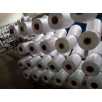 Ne6 / Ne3 Ring Spun Thread Yarn Customized For High Speed Sewing Machine