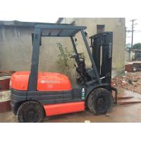 90% New 2 Ton Used Toyota Forklift , Auto Japan Forklift ,Good Used Condition Manufactures