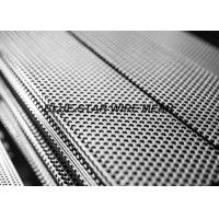 Perforated Filter Stainless Steel Filter Wire Mesh High Temperature Resistance Manufactures