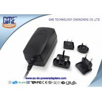 Worldwide Interchangeable ac dc wall adapter 12V 1.5A For cosmetic machine Manufactures