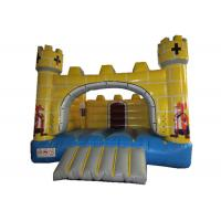 China Customized kids inflatable bounce house PVC material inflatable bouncer castle for children on sale