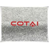 Buy cheap Women'S Coat 413 GSM Alpaca Wool Fabric Light Grey Mohair Fabric from wholesalers
