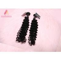 """Full And Thick Raw Virgin Indian Hair 40""""  11A Grade Can Iron And Dye Manufactures"""