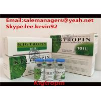 191AA Kigtropin Human Growth Hormone Bodybuilding 10iu/vial 100iu/kit  ISO Approved Manufactures
