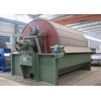 High Speed Continuous Double Drum Dryer Vacuum With High Heat Efficiency Manufactures