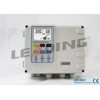 L922-S Duplex Pump Control Panel For Control & Protect Sewage / Drainage Pump Manufactures