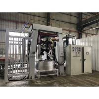 Fully Automatic Brass Die Casting Machine With Rotary Portal Two Manipulators / Furnace Manufactures