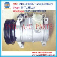 10S17C Denso compressor PV6 for Chrysler Pacifica/ Jeep PATRIOT COMPASS 5005450AE RL005450AF Manufactures