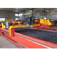 Portable CNC Plasma Cutter Cutting Machines , Programmable Plasma Cutter Table Top Type Manufactures