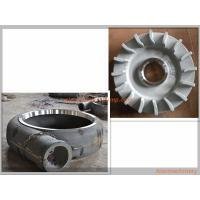 Aier Slurry Pump Parts Centrifugal Pump Impeller Anti Wear A05 / A49 / Cr26 / Cr27 Material Manufactures