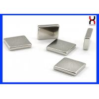 Super Strong Square Block Magnet Rare Earth Magnet N52 Ndfeb Neodymium Magnet Manufactures