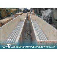 Welding welded Titanium Pipe Manufactures