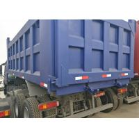 LHD 12.00R20 Tire Sinotruk HOWO Dump Truck Heavy Duty 30 Ton For Construction Manufactures