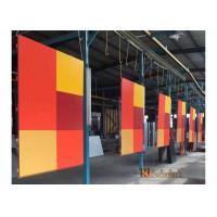Beautiful Color Aluminum Wall Panels with 1/8