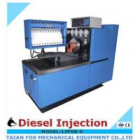 12PSB-D Fuel Pump Test Bench with lubrication engine oil system for CAT Manufactures