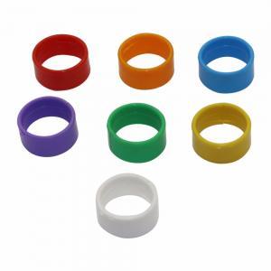 Buckle Type Clip Poultry Leg Rings Plastic Material Internal Diameter 25mm