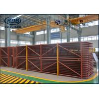 Condensing CFB Boiler Economizer Coil / Economiser In Power Plant ASME Standard Manufactures