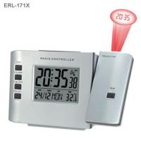 Radio Controlled Projection Clock with LCD Calendar Manufactures