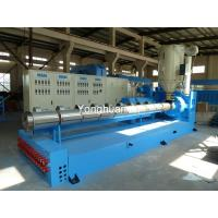 PE gas pipe production line Manufactures