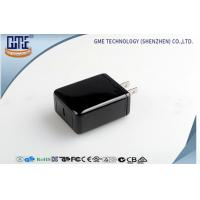 100-240VAC Briliant Black 5V 3A  Type - C Charger for Quick Charging Manufactures