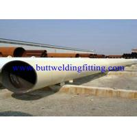 ASTM DIN JIS Welded API Carbon Steel Pipe with VarnishPaint Surface Manufactures