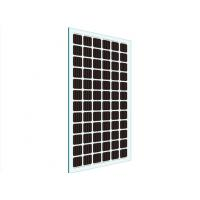 High Performance BIPV Solar Panels , Small Photovoltaic Panel Frameless High Transparent Manufactures