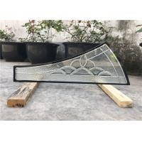 Clear Decorative Panel Glass For Home Decoration Float / Laminated Glass Manufactures