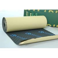 Cars Refit Foam Sound Absorption Pad Release Paper Adhesive Acoustic Foam Sheets Manufactures
