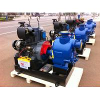 500GPM air cooled diesel engine fire pump 30hp 7 bar pressure hydrants coupling Manufactures