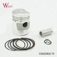 C50(036)0.75 Modified Motorcycle Cylinder Kits With Piston Pin Gaskets Manufactures