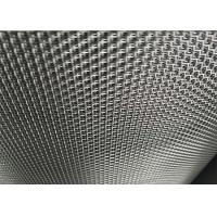 Aluminum Stainless Steel Square Wire Mesh , 2x2 Welded Wire Mesh Panels Manufactures