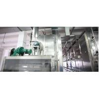 Herb Drying Food Production Machines Carbon Steel Material Large Capacity Manufactures