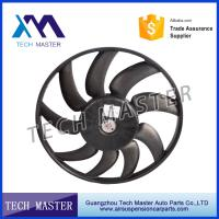 High Quality Auto Engine Radiator Cooling Fan 12V DC 400W For Audi A4 8E0959455B 8E0959455A Manufactures