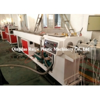 China Water Supply 80kg/H CPVC UPVC 40kw Conduit Pipe Making Machine on sale