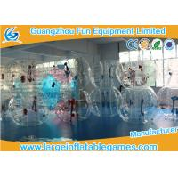1.5m Inflatable Bubble Soccer Ball Human Hamster Ball Bumper Football Zorbing Ball Manufactures