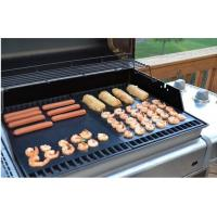 BBQ Grill Mat - Set of 2 Mats - High Quality, Thick, Durable, Non-Stick, Heat Resistant an Manufactures