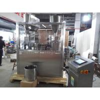 China China Capsule Filling Machine Supplier With Automatic Loading Powder and Empty Capsule Device on sale