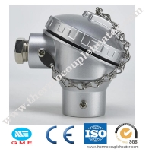China IP65 KNE Thermocouple Head With Aluminum Alloy Sheath on sale