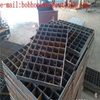 heavy duty steel grating/floor metal grates/serrated bar grating stair treads/steel grating weight per square foot Manufactures