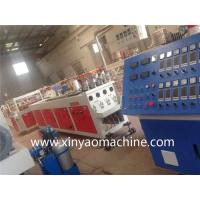 XINYAO Twin Screw PVC Pipe Extrusion Line One Mould with Four Die Cavity Manufactures