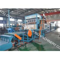 Diesel Oil Paper Egg Tray Production Line High Speed 4000pcs/Hr Manufactures