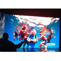 SMD2020 P4mm 1R1G1B Led Curtain Display advertising led display Manufactures