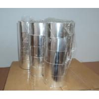 Silver Metal Foil Tape , Pressure Sensitive Tape For Carton Sealing Manufactures