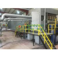 Fast Automatic Paper Egg Crate Making Machine Vacuum Suction Forming Type Manufactures