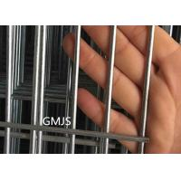 China 2.0-4.0mm Galvanized Welded Wire Fence Panels For Small Pets Cage on sale